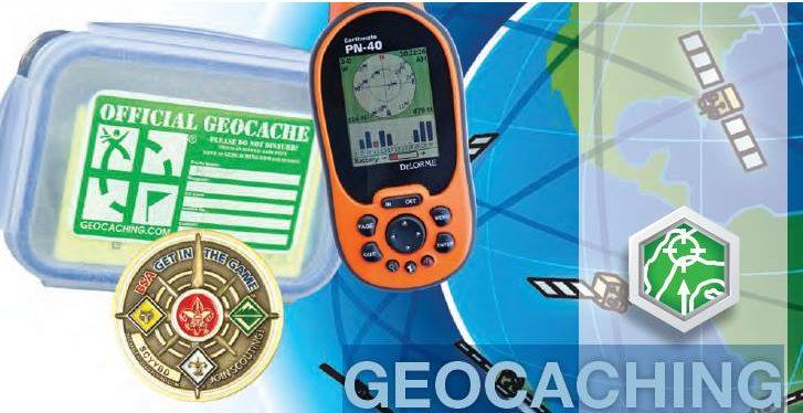 Geocaching – historia zamknięta w skrytce